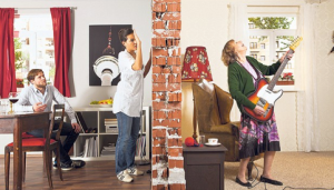 Dealing with noisy neighbours, sectional title property, sectional title