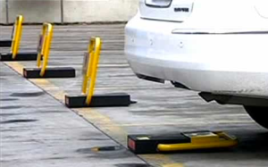 sectional title parking bollards