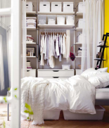 How to maximise cupboard space