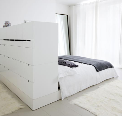 Bedroom storage inspiration thinking inside the box for Bedroom storage inspiration
