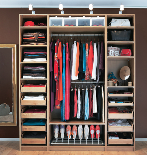 Bedroom Storage Inspiration