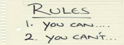 paddocks_rules